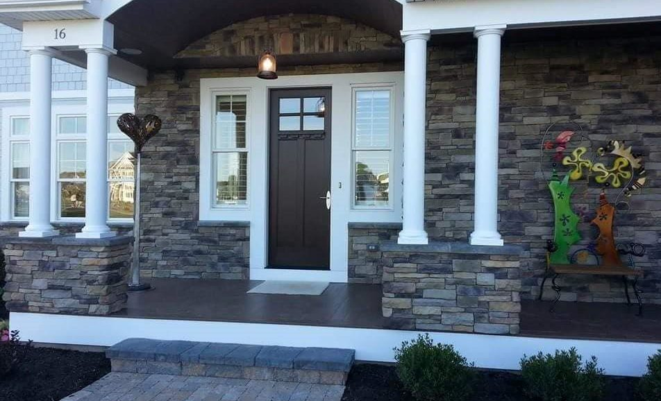 Stone Veneer Projects Miller Brick Rochester Ny