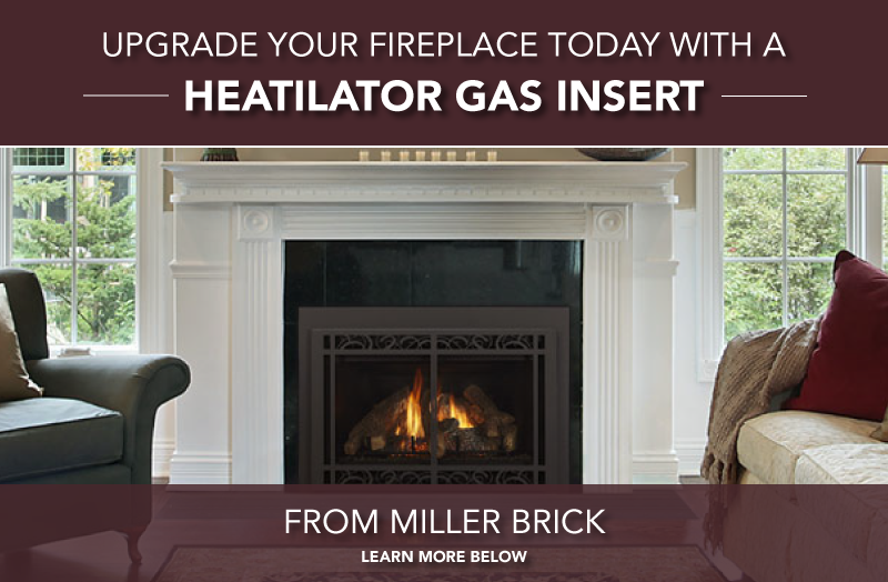 Upgrade Your Fireplace Today With A Heatilator Gas Insert From